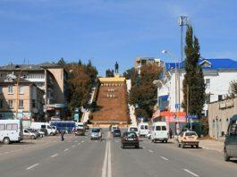Centrul orasului Hancesti