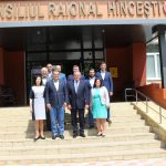 Vizita delegației Sectorului 6 al Municipiului București