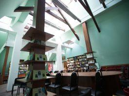 biblioteca Hîncești