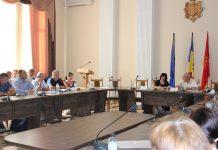 Întrunirea lunară a Președintelui raionului Hîncești cu primarii