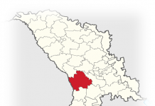 Harta Hîncești