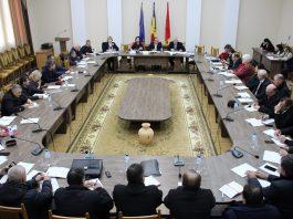 Întrunirea lunară a Președintelui raionului Hîncești