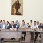 Ședința Comisiei raionale pentru Situații Excepționale