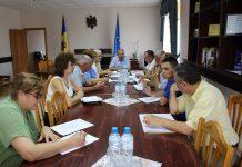 Ședința Grupului de lucru pentru examinarea stării bazinelor acvatice