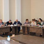 Ședința comună de lucru cu primarii localităților