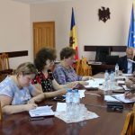Ședința grupului de lucru privind achizițiile publice 2