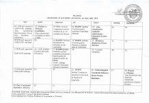 planul calendaristic iulie 2019 Hincesti_