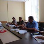 edinta de lucru a comisiei consultative de specialitate 1