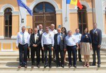 semnarea Acordului de Cooperare între Raionul Hîncești și Județul Neamț (România).