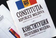 constitutia republicii moldova