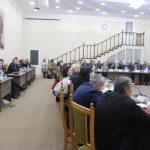 Ședința extraordinară a Consiliului raional Hîncești
