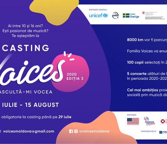 casting voices